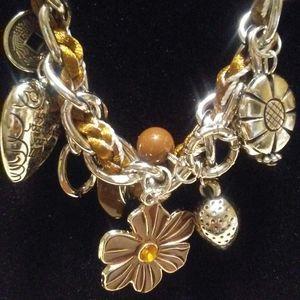 4/$15 Paparazzi Charm Necklace